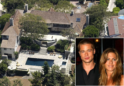 Top 5 most amazing celebrity homes knowzzle Homes of hollywood stars photos
